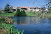 A hamlet nearby Saint Sulpice les Feuilles