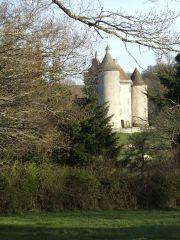 Chateau de Villemonteix