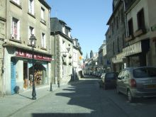 Why not explore the cobbles streets of nearby La Souterraine